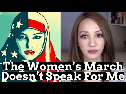 The Women's March Doesn't Speak For Me