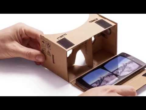 Google Cardboard / Mi3D Virtual Reality Viewer