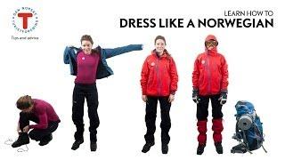 How to dress like a Norwegian