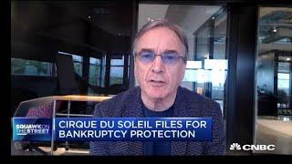 Cirque Du Soleil Ceo Daniel Lamarre On The Company's Bankruptcy Filing