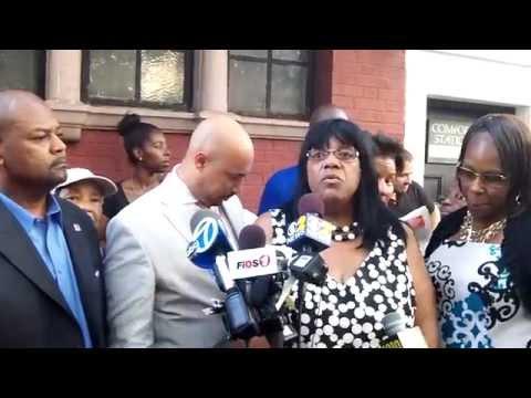 Eric Garner Vigil