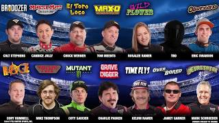 Monster Jam 2018 Tours and Driver Lineups