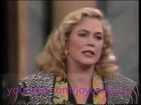 """Kathleen Turner on Oprah in 1991 (""""Peggy Sue Got Married"""" clip WITHOUT the score)"""