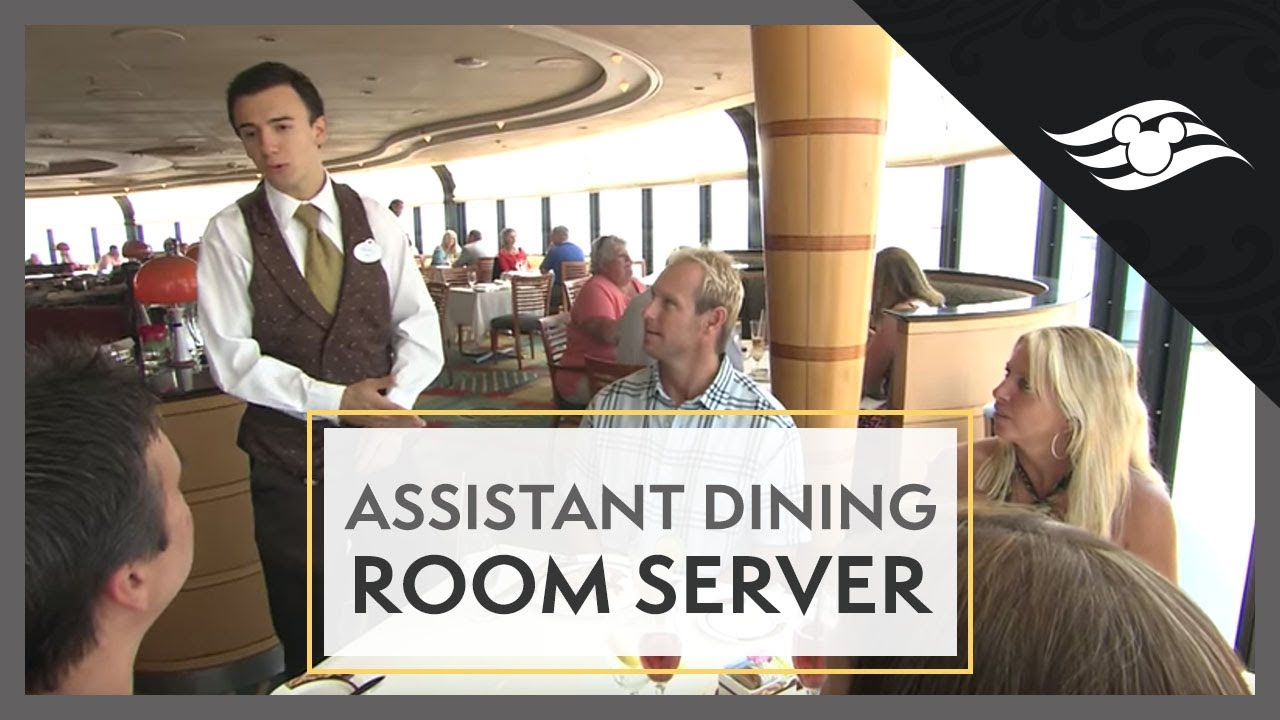 Assistant Dining Room Server