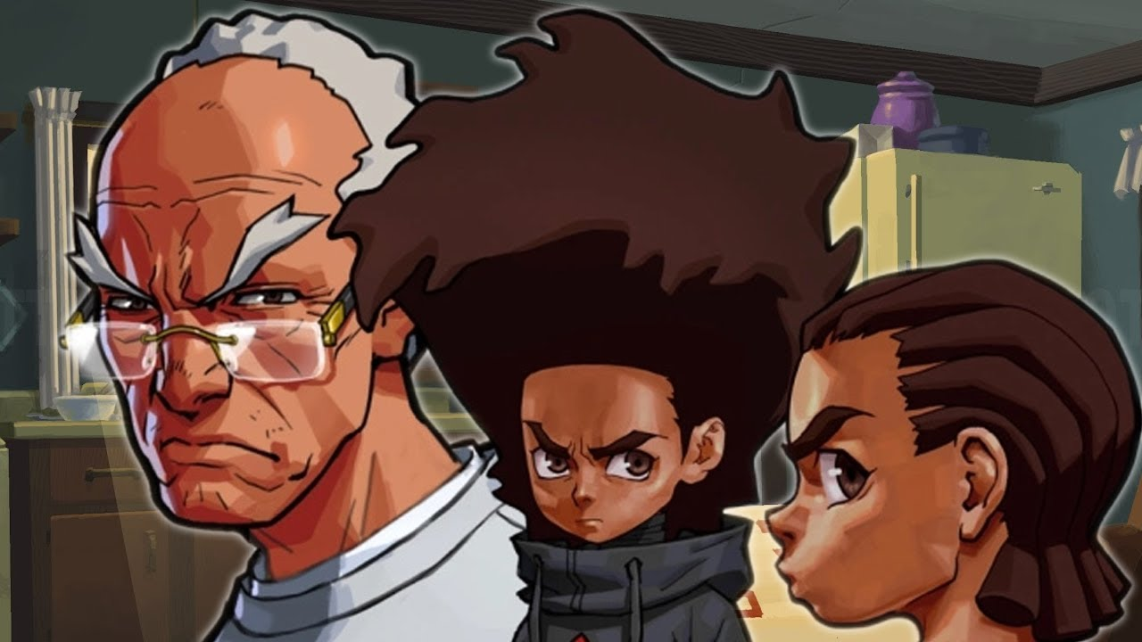 Someone Replaces Photo of The Boondocks' Uncle Ruckus With ...