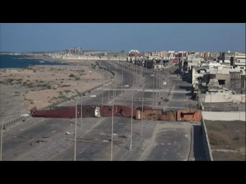 Libya: Islamic State group cornered in one last district of Sirte