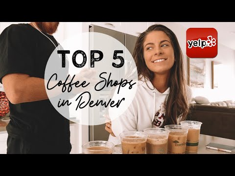 TRYING TOP RATED DENVER COFFEE