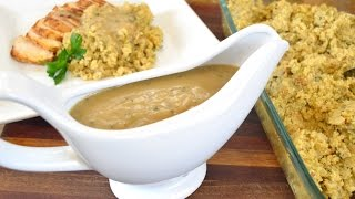 Holiday Series | Easy Turkey Gravy Recipe- How to Make Gravy |Cooking With Carolyn