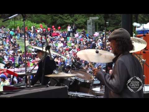 Shuggie Otis Live at Stern Grove Festival