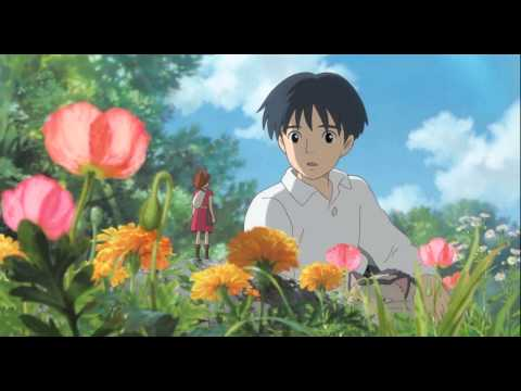 (MyFavOST) The Secret World of Arrietty - Arrietty's Song Japanese version