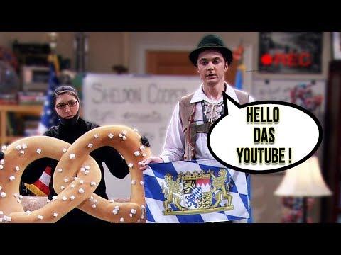 4 lustige Deutsch-FAILS in AMERIKANISCHEN Serien!