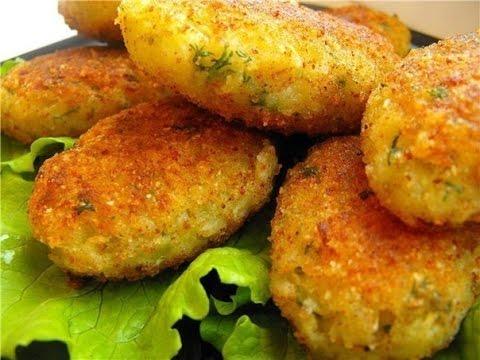 Как приготовить котлеты из капусты (рецепт) /// How to cook cabbage meatballs (recipe)