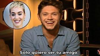 Niall Horan responde a las acusaciones de Katy Perry (Subtitulado)