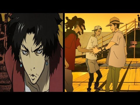 I put the freestyle raps from devilman crybaby over samurai champloo fight scenes