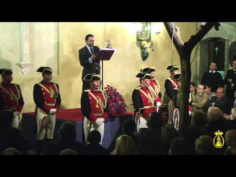 🔴 DIRECTO    Pregón [INÉDITO] Casco Histórico 2011    Rafael González Serna