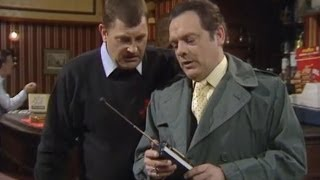 Remote Controlled Mobile Phone - Only Fools and Horses - BBC