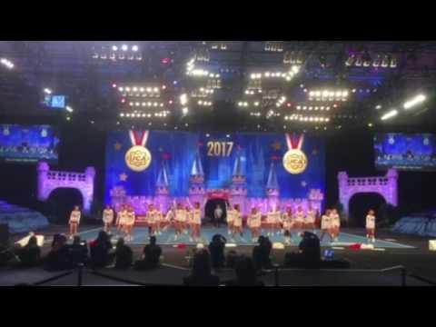 Dixie Heights High School UCA Finals Performance