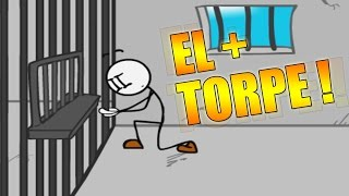 EL PRISIONERO MAS TORPE !! - Escaping The Prison | Fernanfloo