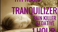 Hypnosis: Tranquilizer Pain Killer.1 Hour Hypno-Numbness.