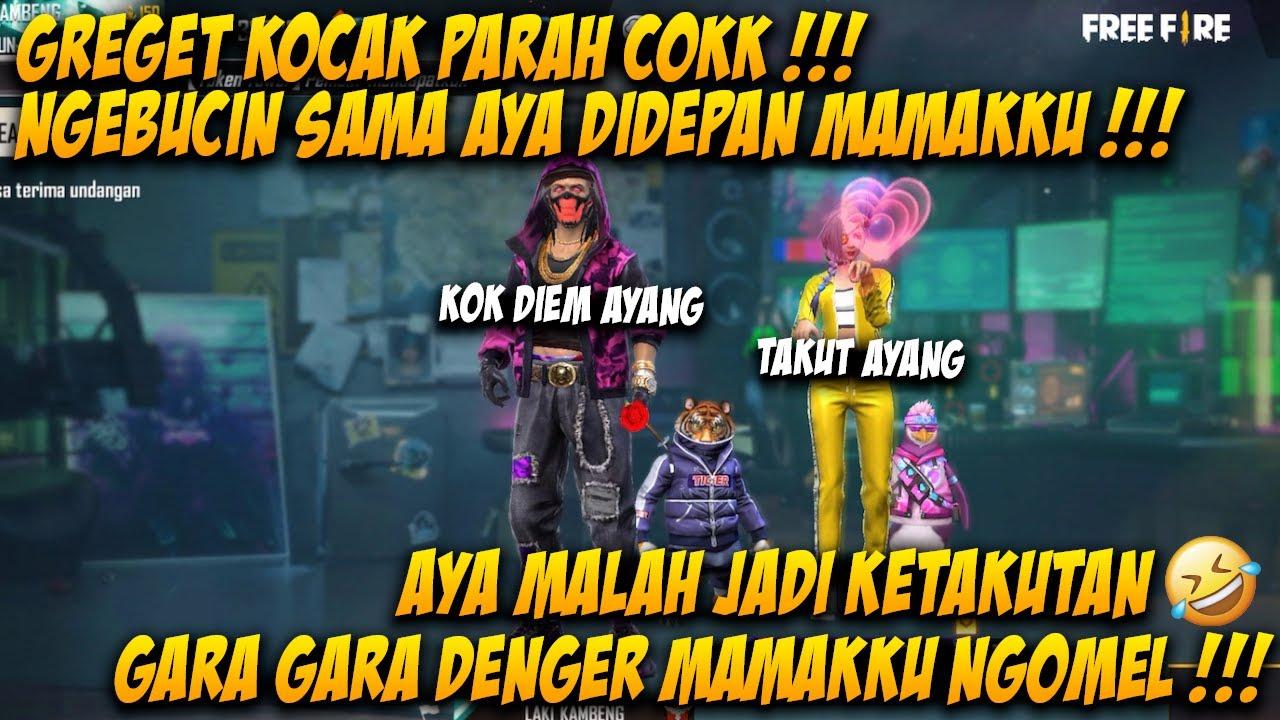 Download GREGET PARAH COKK !!! NGEBUCIN SAMA AYA DI DEPAN MAMAKKU !!! AYA MALAH JADI KETAKUTAN 🤣🤣
