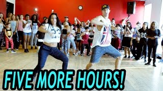 Video FIVE MORE HOURS - Chris Brown & Deorro Dance | @MattSteffanina Choreography (Beg/Int Hip Hop) download MP3, 3GP, MP4, WEBM, AVI, FLV Mei 2018