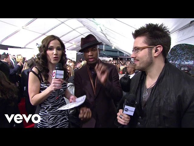 Ne-Yo - 2010 Red Carpet Interview (American Music Awards)