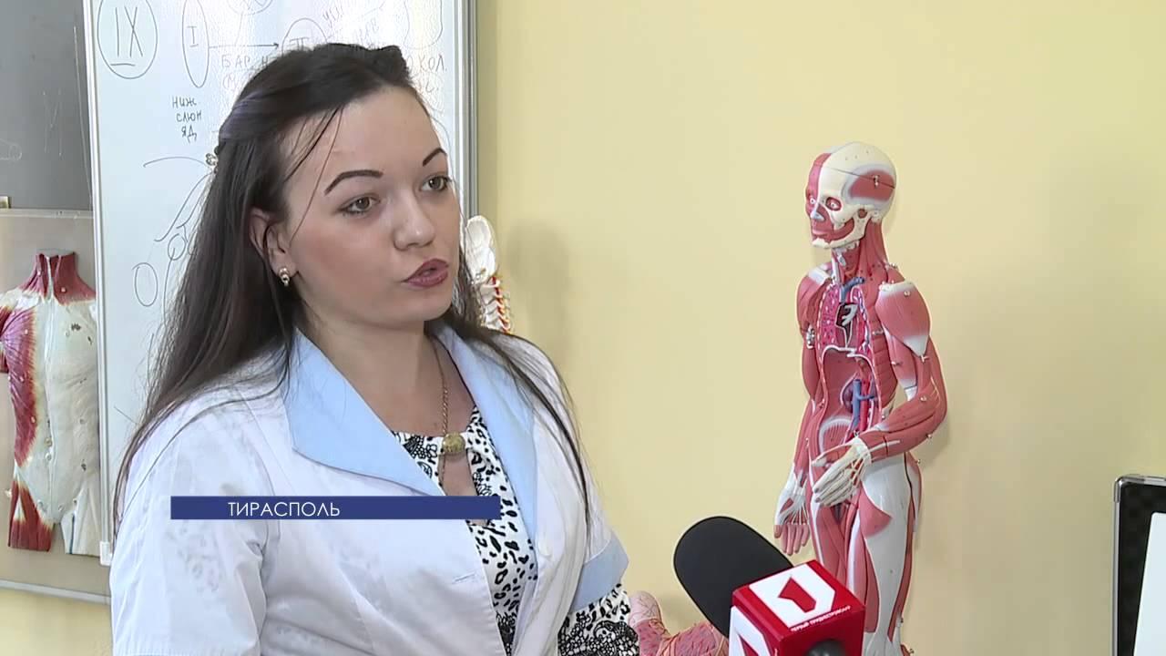 На медицинском факультете опробовали наглядные пособия