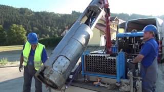 Tracto Technik Grundopit K drill
