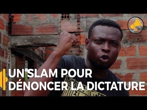 [Togo] Un slam et des larmes - Il dénonce la dictature au Togo