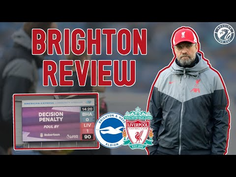 Brighton Review: Why are Liverpool dropping so many points this season?