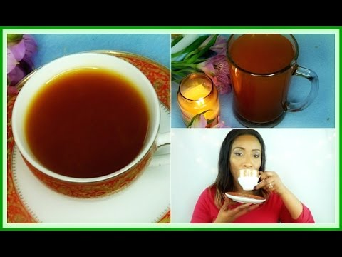 Drink This Tea To Get Rid Of Gas Bloating And Cold