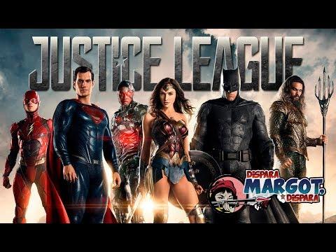 Liga de la Justicia (Justice League) la Reseña de Horacio Villalobos