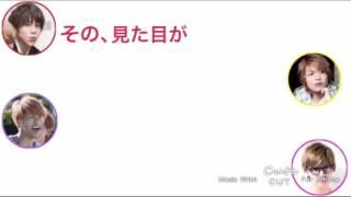 【2015.3.27 男前をめざせ】の文字起こしです( 笑 ) 濱ちゃんに似合う役...