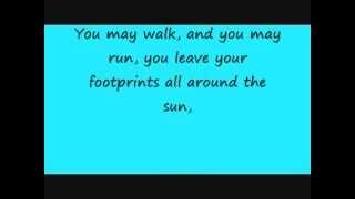 Runrig Year of the Flood with onscreen lyrics