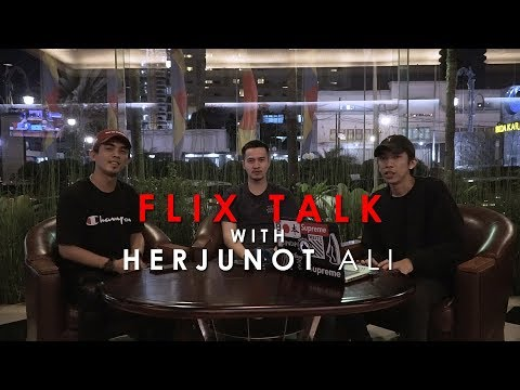 #FLIXTALK Eps. 1 With Herjunot Ali