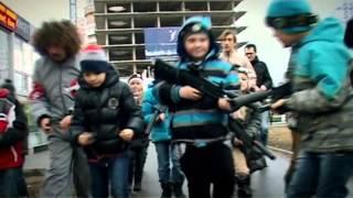Детский День рождения Охотники за привидениями Харьков