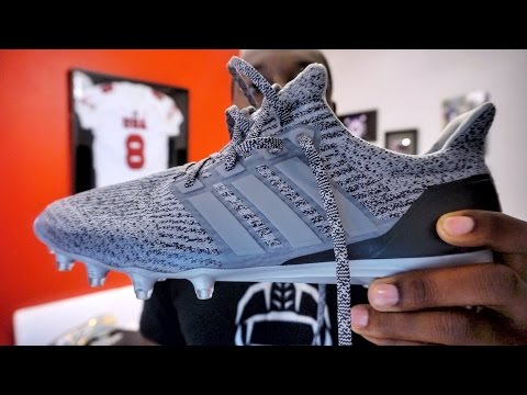 ADIDAS Ultraboost Football Cleat REVIEW - Ep. 329