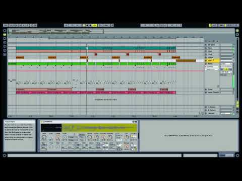 Making Justice Water Of Nazareth in Ableton   Timofey
