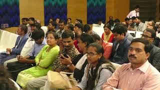 Talk by Dr Ganapathy at the Indian Association of Physician Assistants Conference (IAPACON 2017)