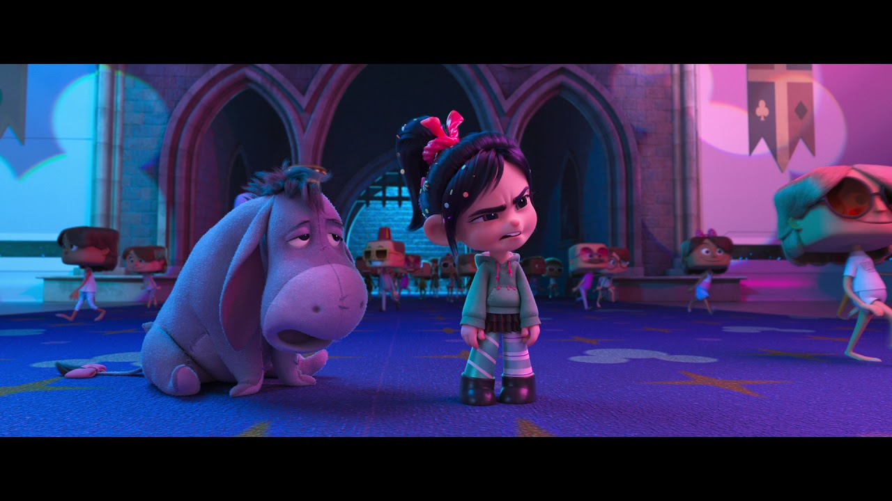 Ralph Breaks the Internet - Trailer