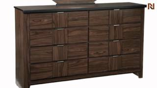 Carlyle Dresser 8 Drawer 56659 By Standard Furniture