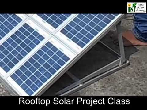 solar-rooftop-project - Institute of Solar Technology