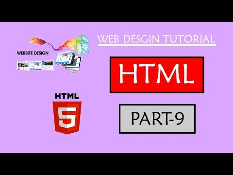 HTML Tutorial Bangla || HTML Form Element || Part 9 || Tech Brain BD thumbnail