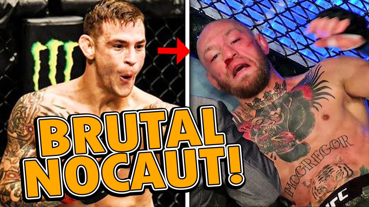 UFC 257: PELEADORES REACCIONAN al BRUTAL NOCAUT de DUSTIN POIRIER vs CONOR MCGREGOR 2 EN UFC 257