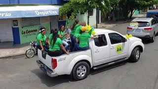 Desfile XIX Expo-Feria Madre Feliz La Vega