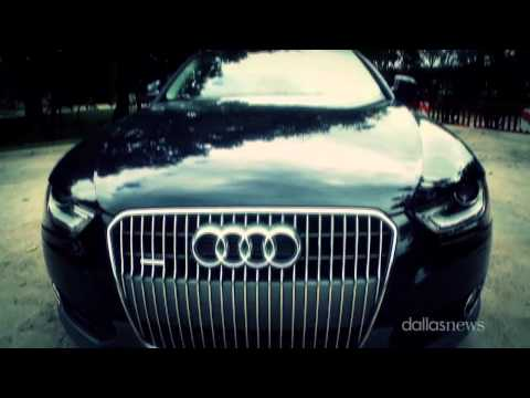Audi Allroad 2014 review: A new sort of station wagon cool