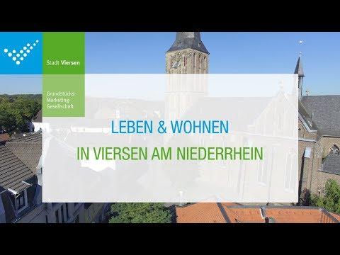 Leben und Wohnen in Viersen am Niederrhein