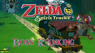 Spirit Tracks - Boss Ranking