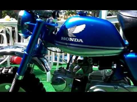 Hqdefault on Honda Mini Trail Bike