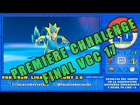 PREMIERE CHALLENGE VGC 17 Cd Victoria | FINAL | Golduck Hydro Vortex